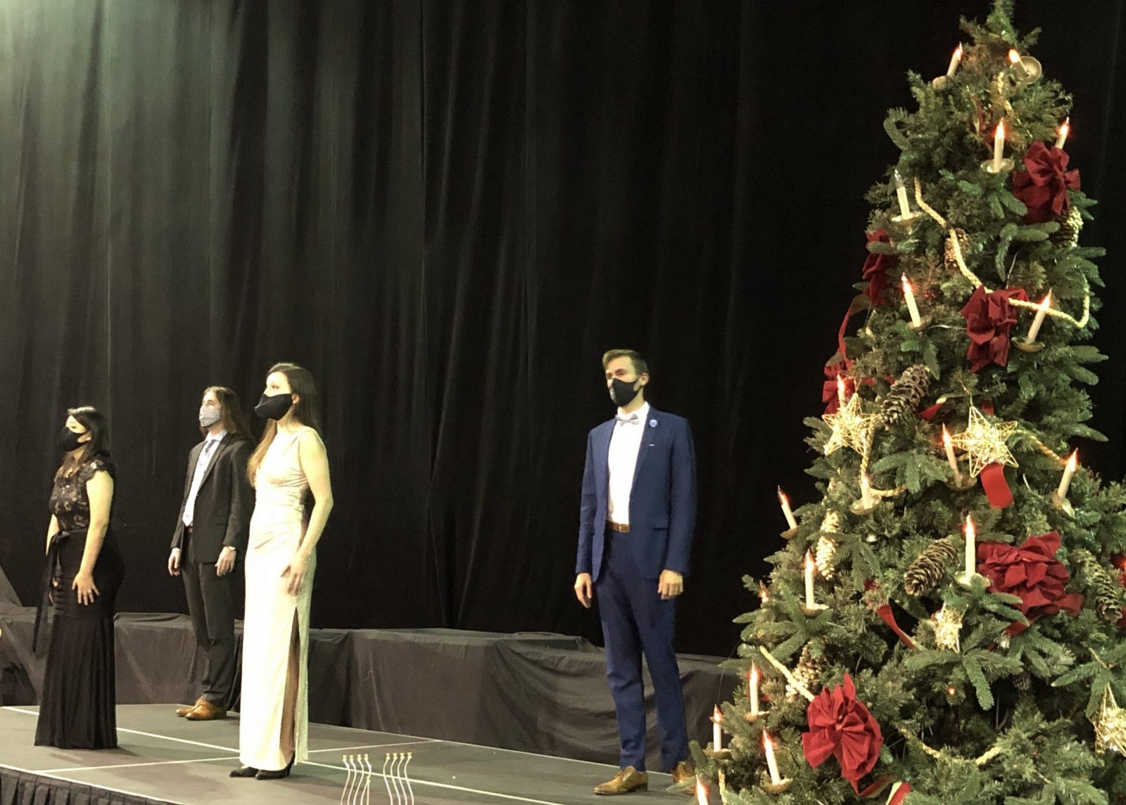 Happy Holidays with the Studio Artists Holiday Pops Concert