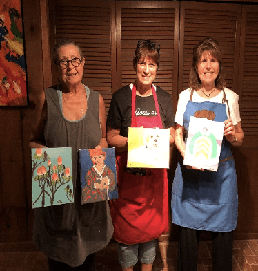 Paint and Sip with Melanie – March 11