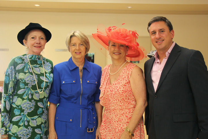 Mad Hatters Luncheon
